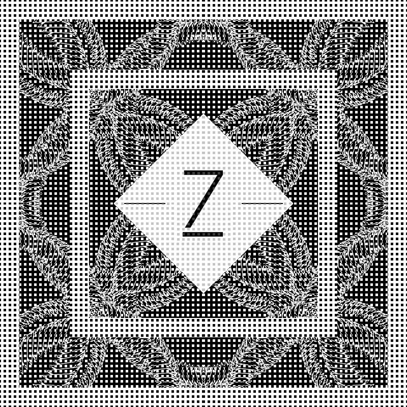 Ornamental Pixel Garden - Atelier Hans Zirngast